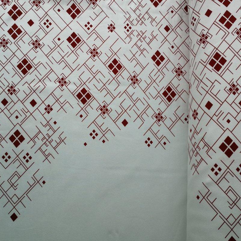 Sarkani raksti uz balta fona ( šobrīd nav pieejams)
