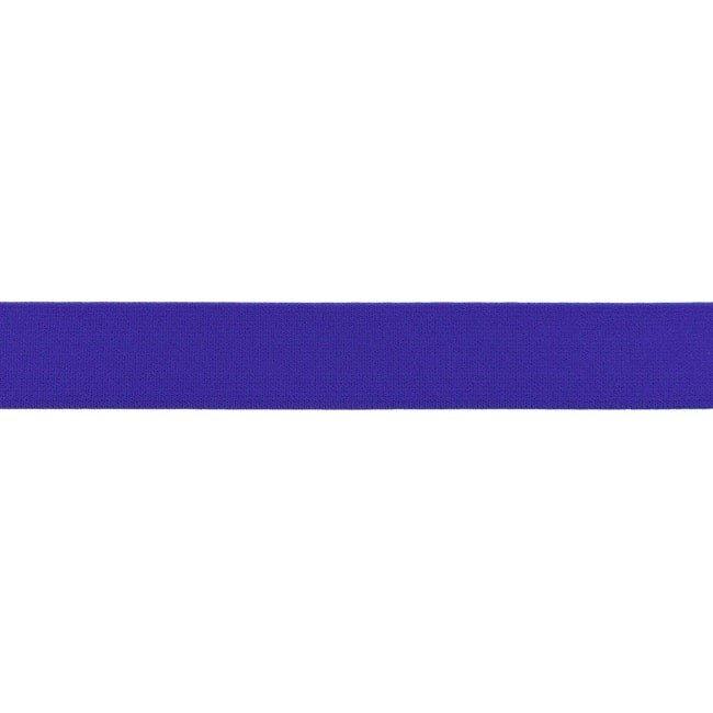 Gumija bokseršortiem kobalta zila 2,5 cm