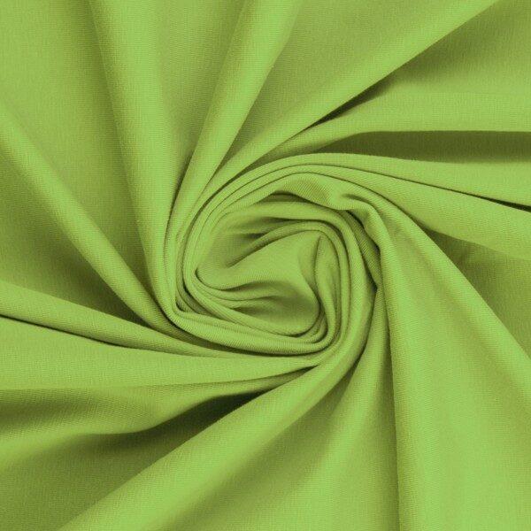 Laima zaļa kokvilnas trikotāža 220 gr/m2