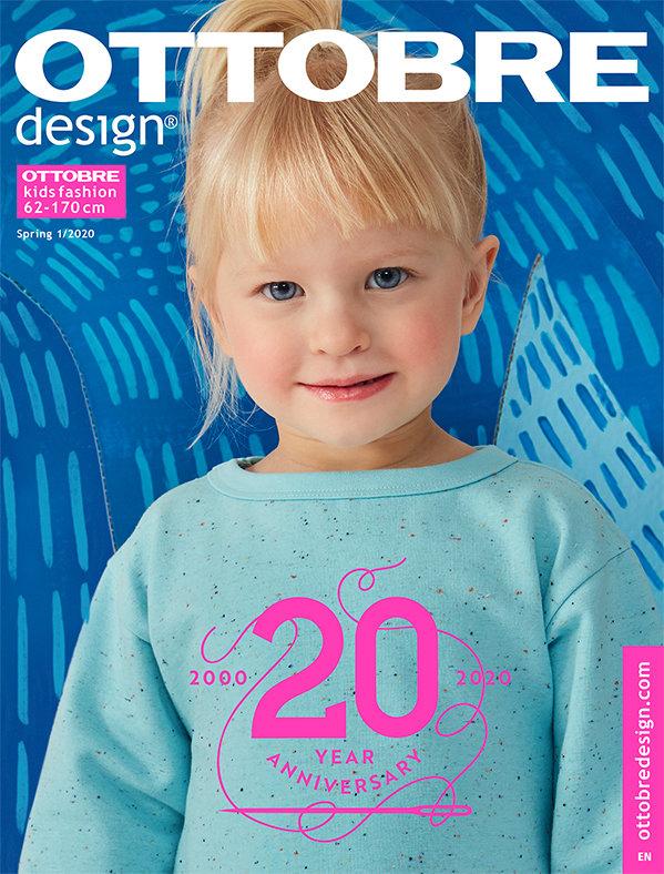 OTTOBRE kids fashion 1/2020