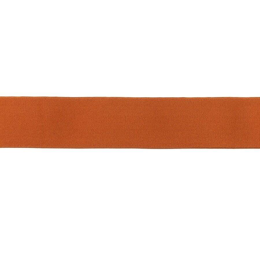 Rūsas brūna gumija bokseršortiem 4 cm