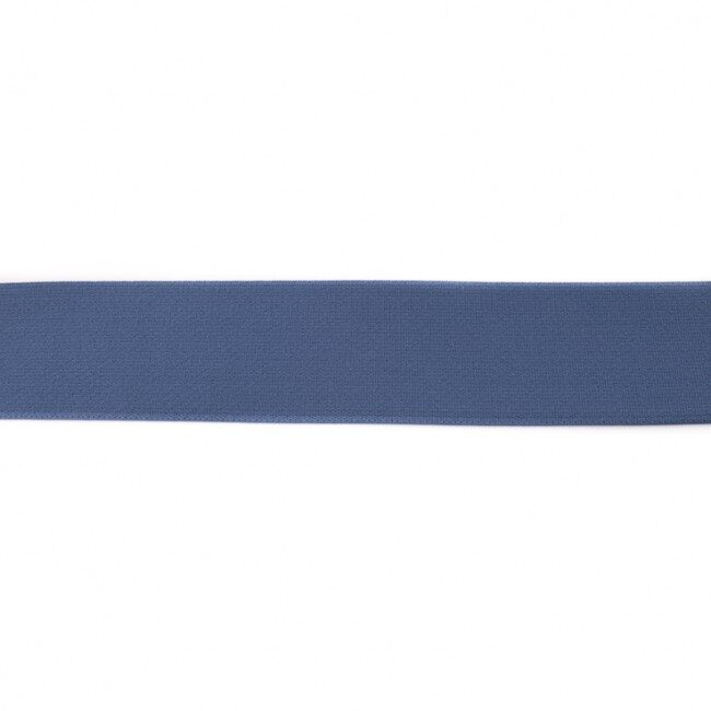 Tumši džinsu zila gumija bokseršortiem 4 cm