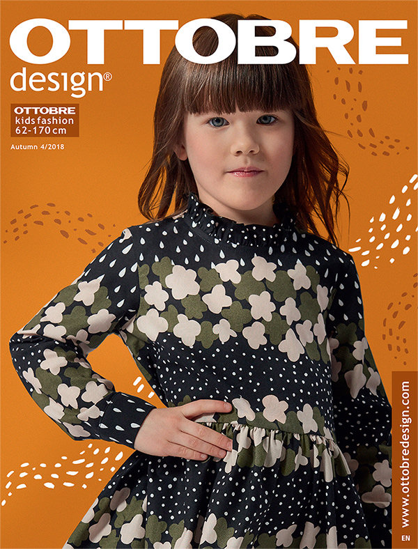 OTTOBRE kids fashion 4/2018