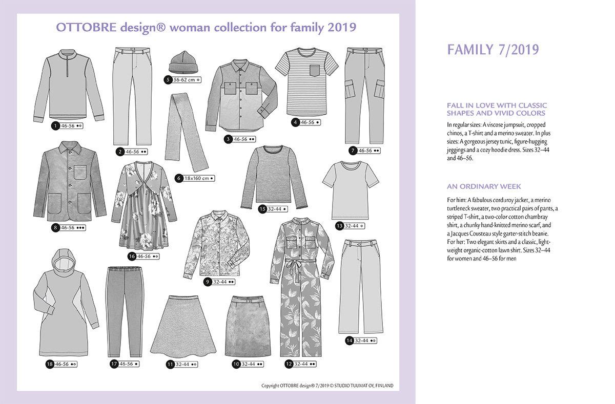 OTTOBRE family 7/2019