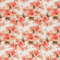 Rozā ziedi uz balta fona (pieejams no 8.-9.aprīļa)
