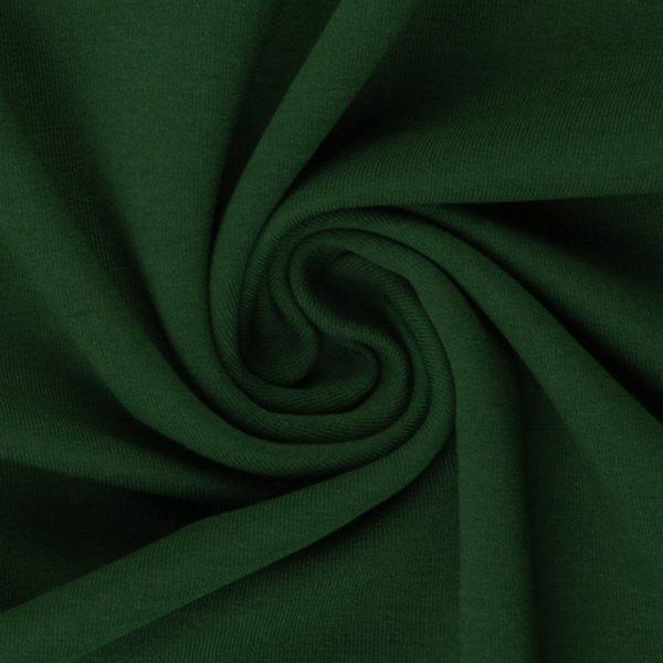 Meža zaļa cilpiņu trikotāža