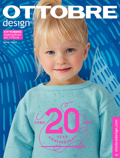 OTTOBRE kids fashion 1/2020