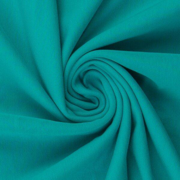 Tirkīza zila cilpiņu trikotāža (nav pieejams)
