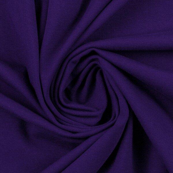 Violeta kokvilnas trikotāža 220 gr/m2