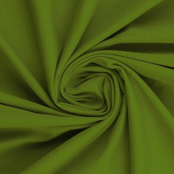 Zaļa plānā trikotāža